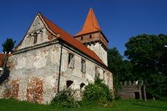 Cistercian abbotskloster i Sulejow Fotografering för Bildbyråer