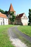 Cistercian Abtei in Sulejow Stockfotografie