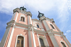 cistercian goscikowo修道院波兰 库存图片