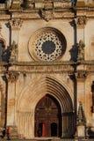 Cistercian Kloster in Alcobaça Portugal Stockfotografie