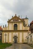 Cistercian Kloster, Plasy, Tschechische Republik Lizenzfreies Stockbild