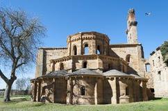 Cistercian monastery. Ruins of the Cistercian monastery of Santa Maria de Moreruela, Zamora (Spain Royalty Free Stock Images