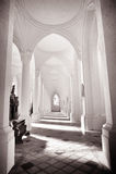 Cistercian Monastery Church Royalty Free Stock Image