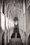 Cistercian Monastery Church Royalty Free Stock Images