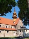 Cistercian monastery, Koprzywnica, Poland Royalty Free Stock Image