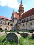 Cistercian monastery, Koprzywnica, Poland Royalty Free Stock Images