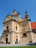 Cistercian monastery, Koprzywnica, Poland Royalty Free Stock Photo
