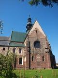 Cistercian monastery, Wąchock, Poland Royalty Free Stock Images