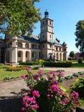 Cistercian monastery, Wąchock, Poland Stock Photo