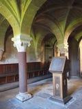 Cistercian monastery, Wąchock, Poland Royalty Free Stock Image