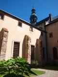 Cistercian monastery, Wąchock, Poland Royalty Free Stock Photo