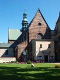 Cistercian monastery, Wachock, Poland Stock Image
