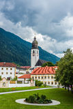 Cistercian Stams Abbey in Imst, Austria Stock Photography