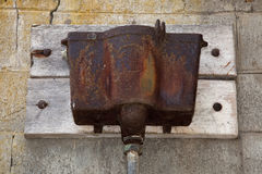 Cistern Arkivbilder
