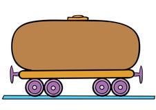 Cisterna Ilustração Royalty Free
