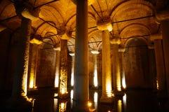 Cisterna de Estambul Imagen de archivo libre de regalías