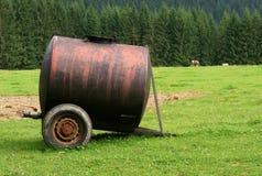 Cisterna del agua Imagenes de archivo
