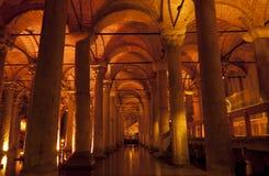 Cisterna della basilica Fotografie Stock Libere da Diritti