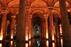 Cisterna della basilica Fotografie Stock