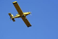 Cisternflygplan Arkivfoto