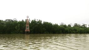 Cisza jezioro Zdjęcia Royalty Free