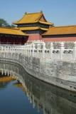Cité interdite, Pékin Photo stock