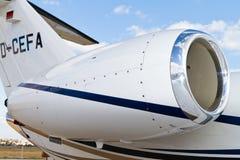 Citação CJ4 de Cessna Fotos de Stock Royalty Free