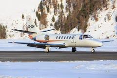 Citación Encore+ de Cessna 560 foto de archivo
