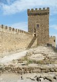 Citadel Royalty Free Stock Image