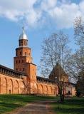 Citadel 2 van Novogorod Stock Afbeelding