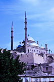 The citadel. Mohamed Ali mosque in Egypt Royalty Free Stock Photos