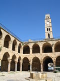 Citadel in Acre, Israel Royalty Free Stock Photos