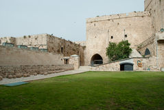 Citadel of Akko , Israel Royalty Free Stock Image