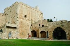 Citadel of Akko , Israel royalty free stock photography