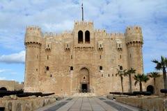 Citadel of Alexandria in Egypt Stock Photos