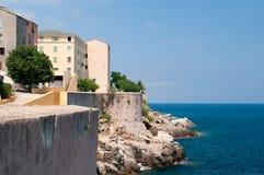 Citadel of the Bastia Stock Image