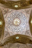 Citadel big room ceiling vertical Royalty Free Stock Photography