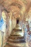 Citadel of Bonifacio - PicturesqueCapital of Corsica, France Royalty Free Stock Photography