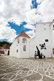 The Citadel in Brasov Stock Images