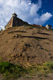 Citadel of Brasov Royalty Free Stock Photo