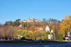 Citadel of brasov Stock Images