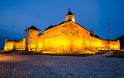 Citadel, Brasov, Romania Royalty Free Stock Images