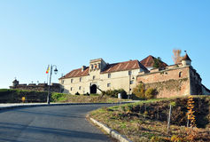 Citadel of brasov Stock Photography