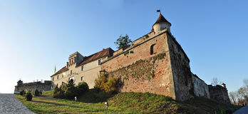 Citadel of brasov Royalty Free Stock Image