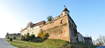 Citadel of brasov Royalty Free Stock Images