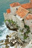 The citadel of Budva Royalty Free Stock Photos