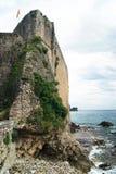 Citadel in  Budva Royalty Free Stock Photography