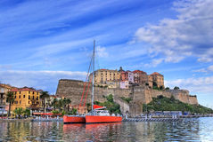 Citadel of Calvi Stock Photos