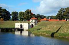 Citadel   Castellet in Copenhagen, Denmark Stock Photography