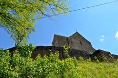 Citadel Cisnadioara Stock Images